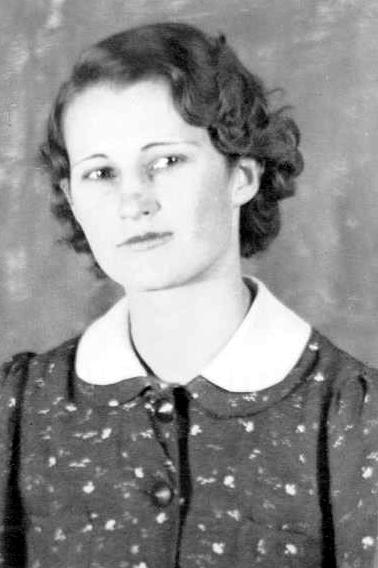 Rachel Fay Sammon about 1930??