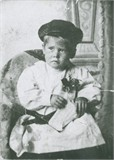 Claud Franklin Roork, c1912, Oklahoma?