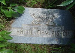 Hattie May (Boyer) Bishop