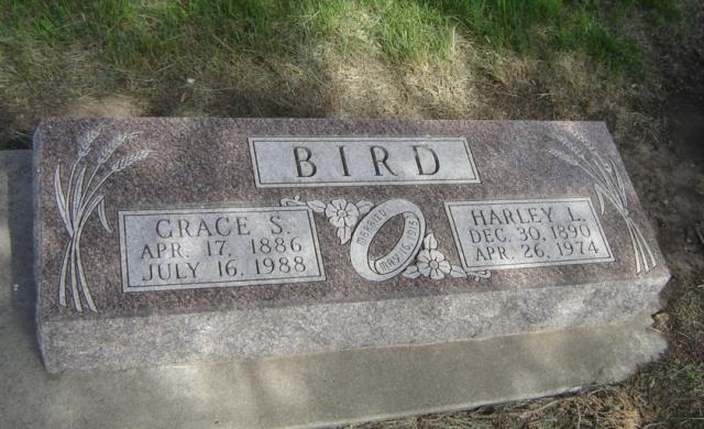 Grace S. (Boyer) Bird