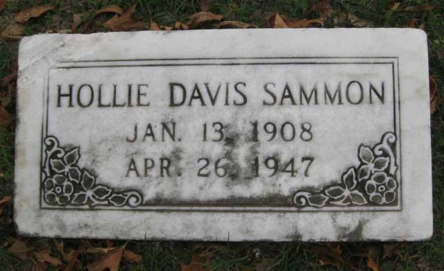 Hollie Davis Sammon