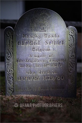 Gravestone Placed by the Soule Society