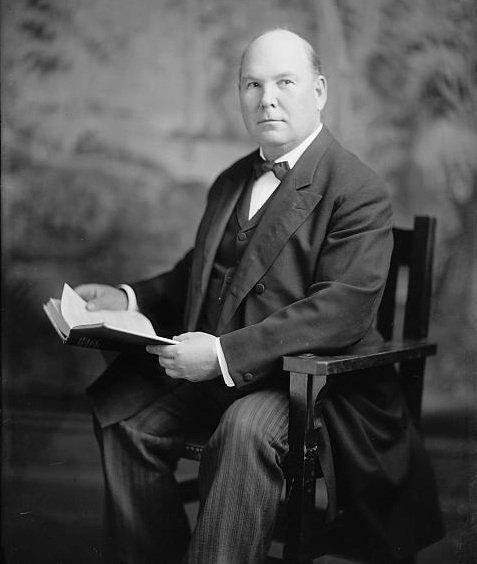 James Carson Needham, US Congressman from Modesto, California